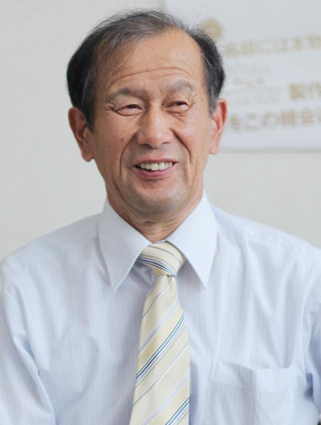 代表取締役社長 松村一正