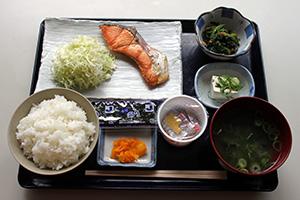 めん処ゆうひ亭-朝定食